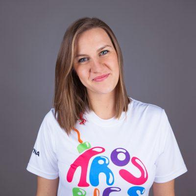 #5 Joanna Wojciechowska