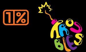 1 % dla Troubles